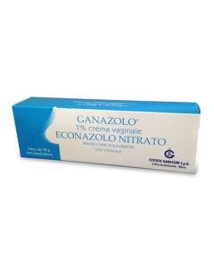 Ganazolo Crema Vaginale 1% Crema 78g  + Applicatori