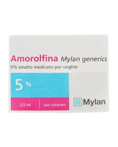 Amorolfina Mylan 5% Smalto 2,5ml