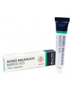 Acido Salicilico Marco Viti 10% Unguento 30 g