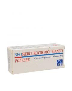 Neomercurocromo Bianco  Polvere 20g