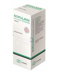 Scharper Sopulmin 0,8g/100ml Sciroppo 200ml