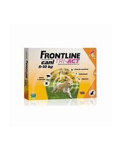 Frontline Tri-act Soluzione Spot-on Per Cani Di 5-10 Kg