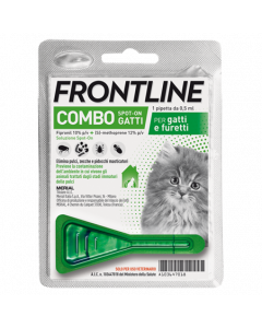 Frontline Combo Spot-on Gatti