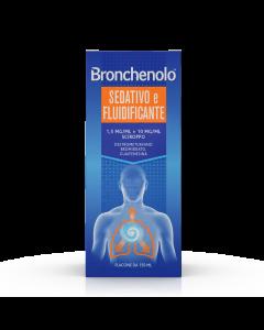 BRONCHENOLO SEDATIVO E FLUIDIFICANTE
