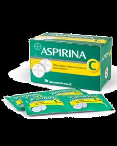 ASPIRINA COMPRESSE