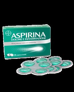 ASPIRINA DOLORE E INFIAMMAZIONE 500 MG