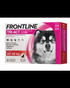 Frontline Tri-act Soluzione Spot-on Per Cani Di 40-60 Kg