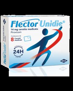Flector Unidie 14 Mg Cerotto Medicato