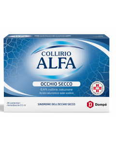 Dropstar 0,4% Collirio 20 Flaconcini 0,5Ml