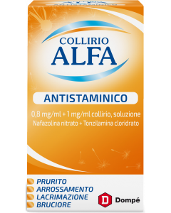 Alfa Collirio Antistaminico 10ml