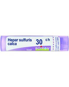 Hepar Sulfuris Calcareum*80 Granuli 30 Ch Contenitore Multidose