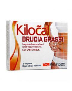 Kilocal Brucia Grassi 15 Compresse