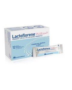 Lactoflorene Plus Bimbi 12bust