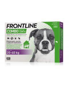 Frontline Combo Spot-on Cani G