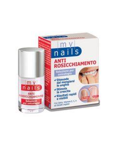 My Nails Antirosicchiamento + Gomme Fiori Di Back Omaggio