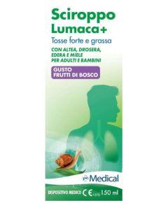 Sciroppo Lumaca+ Frut Bos150ml