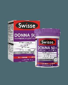 SWISSE MULTIVITAMINICO DONNA50+ 30 COMPRESSE
