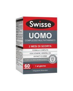 SWISSE UOMO MULTIVITAMINICO 60 COMPRESSE