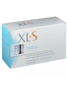 XLS Drena Integratore Alimentare 10 Flaconcini Da 10ml