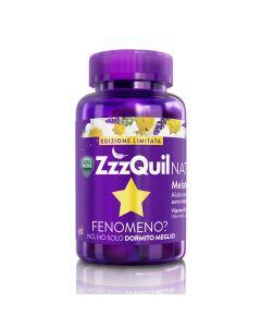 ZzzQuil NATURA™ Integratore Naturale Per Il Sonno 60 pastiglie gommose