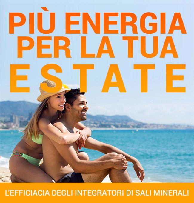 Più Energia per la tua Estate