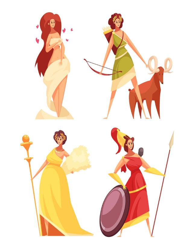 Gioca con noi e scopri il tuo Archetipo femminile!