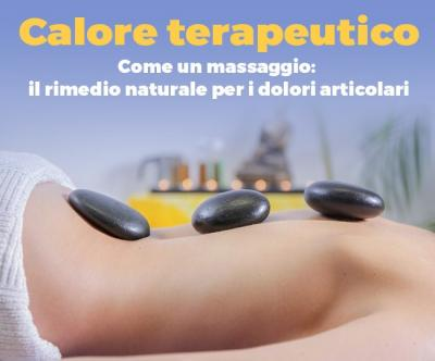 Calore terapeutico: il rimedio naturale per i dolori articolari