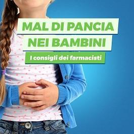 Quando il piccolo ha mal di pancia: un aiuto dai probiotici